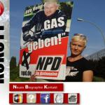 Der NPD-Kreisverband Oderland im Spagat zwischen Bürgernähe und Radikalität