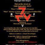 Zeitreise: Blood & Honour – Demo am 24. September in Frankfurt (Oder)?