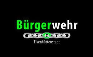 Das Logo der Bürgerwehr. (screenshot: facebook)