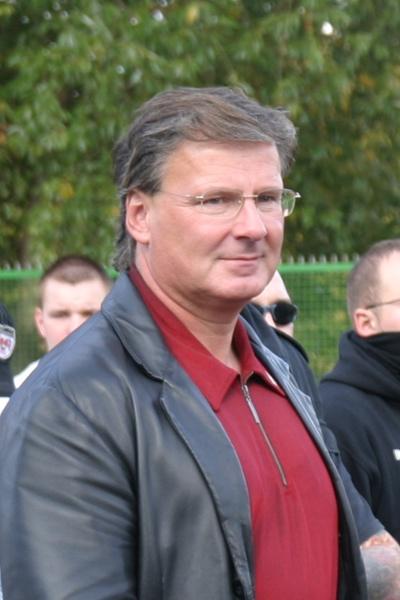 Neuer Strippenzieher der NPD in Frankfurt (Oder): Roland Weiß