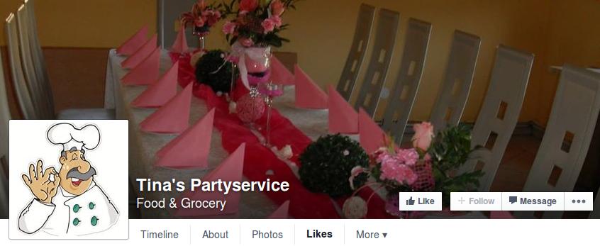 Macht mit den Neonazis gemeinsame Sache: Christine Toon betreibt neben einem Partyservice auch einen Getränkehandel
