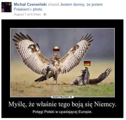 Erneuter Schulterschluss polnischer und deutscher Rassist*Innen am 03. September?